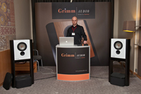 Moscow Hi-End Show 2013. Grimm Audio