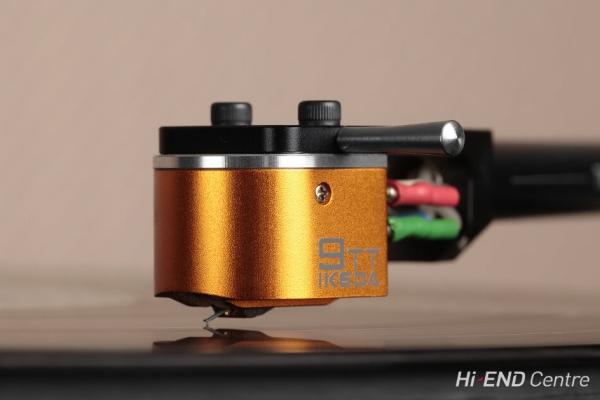 Ikeda 9TT - головка звукоснимателя ( Япония )