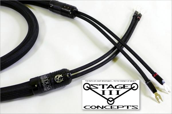 Аудиокабели Stage Medusa