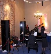 """Gong AV: аудио системы Brodmann / Dartzeel / Jadis в экспозиции тематической выставки """"Декор стола' 2011"""""""