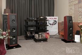 Peak Consult, Acrolink, Taoc,Ypsilon Electronics