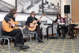 КОНЦЕРТ ИВАНА СМИРНОВА, спонсор концерта - OPPO Digital Russia