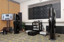 Компания MMC (акустика KEF Blade)