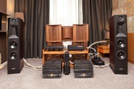 SOUNDEX на Moscow Hi-End Show 2014
