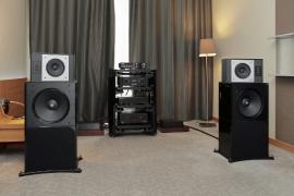 Компания Tchernov Audio (акустика Wolf von Langa, электроника и кабели Tchernov Audio)