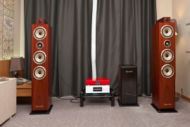 WAGNER AUDIO на Moscow Hi-End Show 2014