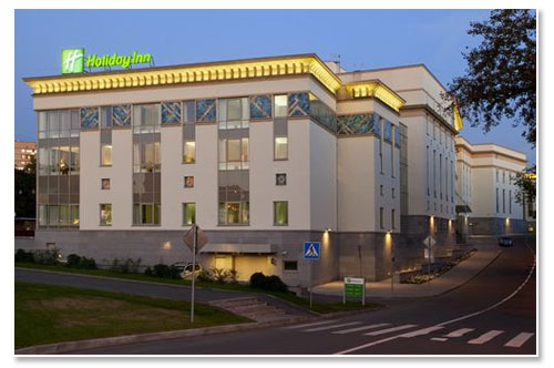 Holiday Inn Симоновский